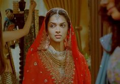 A A I N A - Bridal Beauty and Style: bollywood bride {Deepika Padukone, Love Aaj Kal}