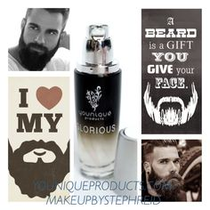 """Perfect for taming your mans beard. It also won't cause break outs like many """"beard oils"""" de frizzes gets the wiry feeling out"""