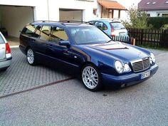 My next car will be a Mercedes wagon.  2006 Mercedes-Benz E350 Station Wagon