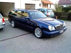 1000 images about mercedes benz e class w210 on pinterest for Mercedes benz e500 station wagon