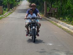Motorcycling in Camotes, Philippines (IV)
