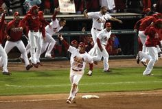 Great Moment!! Game 6 David Freese!!