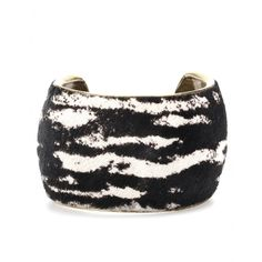 mytheresa.com - Calf hair cuff - jewelry - Accessories - Sale - Isabel Marant - Luxury Fashion for Women / Designer clothing, shoes, bags