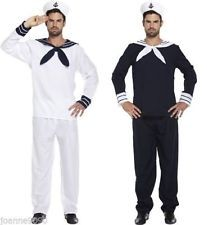 White and navy sailors Navy Sailor, Prepping, Costumes, Sailors, Style, Ebay, Fashion, Hat, White People