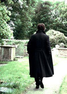 Sherlock Holmes - BBC. In the Graveyard