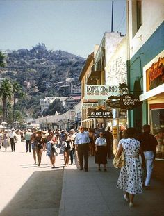 Catalina Island (1956)