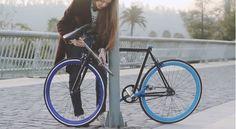 New bike design to prevent thieves