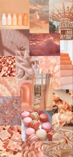 Peachy Wallpaper