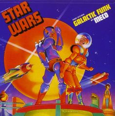 Star Wars and Other Galactic Funk by Meco
