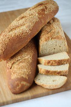 Havreloff tangzhong Bread, Baking, Desserts, Food, Tailgate Desserts, Deserts, Brot, Bakken, Essen