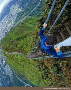 Stairway to heaven, oahu, hawaii Tourist Places TOURIST PLACES : PHOTO / CONTENTS  FROM  IN.PINTEREST.COM #TRAVEL #EDUCRATSWEB