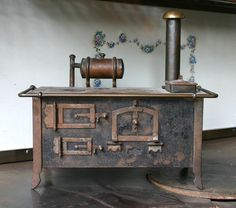 Miniature stove