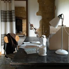 Home office   Country style decorating ideas   Decorating ideas   Image