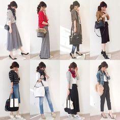 Women S Fashion Dresses Wholesale Womens Fashion For Work, Work Fashion, Modest Fashion, Fashion Outfits, Fashion Fashion, Fashion Women, Japan Outfits, Looks Vintage, Japan Fashion