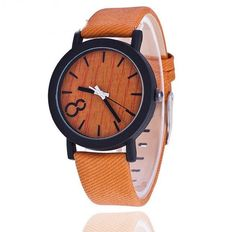 Add a touch of nature with this piece from our HouseJuLu watch collection. Quartz watch, non-waterproof, featuring a dial diameter, band width & band length. Casual Watches, Watches For Men, Latest Watches, Wooden Watch, Quartz Watch, Fashion Watches, Unisex, Color, Men Casual