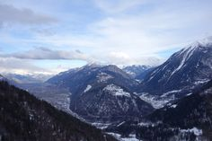 Plaine du Rhône. Switzerland. 2015