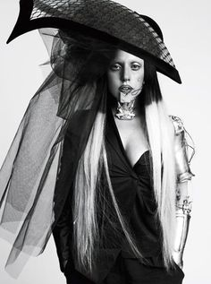 "Lady Gaga Bares ""The Big Ones"" for L'Uomo Vogue - lady-gaga Photo"