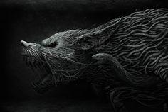 """Black Dream"" by Anton Semenov"