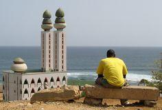 Mosquée de la Divinité, Ouakam, Dakar #senegal
