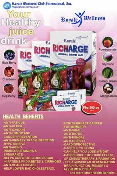 a Juice Drink loaded with 7 potent antioxidants that work synergistically to richarge your body instantly. FORTIFIED WITH VITAMIN C AND CALCIUM, NO SUGAR ADDED MANGOSTEEN • Prevents formation of CATARACTS • Anti fatigue • Anti glaucoma, anti vertigo (dizziness) • Prevents ISCHMIC HEART DISEASE AND HYPERTENSION • anti-oxidant,anti-bacterial,anti-fungal and anti-tumor, anti-histamine and anti-inflammatory properties. FOR ONLY P360.00