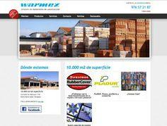 Warmex - Almacén materiales construcción http://www.warmex.es/ #web #zaragoza #construccion