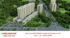 Affordable housing scheme 2016 launched by the Haryana Government offers 1 BHK flat for 12lacs to 16 lacs.affordable housing projects Gurgaon.https://goo.gl/99ifT2