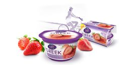 Light & Fit Greek Yogurt.  Use 2 weeks post-operation or when other soft foods have been introduced.