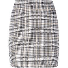 Petite Black Check Jacquard Tube Skirt (23 AUD) ❤ liked on Polyvore featuring skirts, tube skirts, checkered skirt, checked skirt, checkerboard skirt and petite skirts #bestskirttypeforpetite