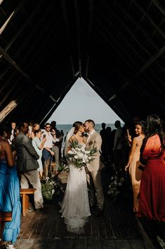 The ceremony venue under the beautiful Palapa of Casa Palapa at Papaya Playa Project ∙ Planning, designing by Destination Weddings Tulum ( on IG) Production, Rentals, and Setup by Aquadeco Tulum Rentals ( on IG) Flowers by Moni Junco ( on IG) Long Engagement, Boho Beach Wedding, White Sand Beach, Destination Weddings, Tulum, Boho Chic, Wedding Planner, Brides, Wedding Venues