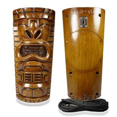 New Pair 160W Indoor/Outdoor Tiki Bar Party Speakers NR $99.99