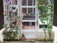 Syreenikuja - dollhouses and miniatures: Plants
