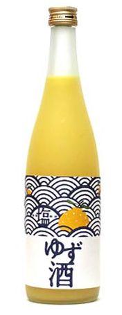 Japanese Yuzu Citrus Wine|塩ゆず酒