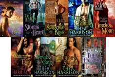 Elder Races series by Thea Harrison   This is a fun paranormal-romance series. I can't wait for the next one!