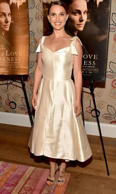 Natalie Portman Is A Real Life Princess In Dior