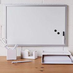 Herlitz bílá tabule 40x 60cm popisovatelná, dřevěný rám, stříbrná., bílá 40 x 60 cm: Amazon.de: Bürobedarf & Schreibwaren Whiteboard, Computer Mouse, Timber Frames, Stationery, Magnets, Erase Board, Mouse For Computer, Mice