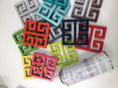 So excited to introduce furniture lacquers - The perfect way to update!  Be on the lookout at your favorite retailers!!