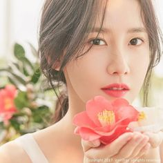 SNSD YoonA's latest pictures and making film from Innisfree ~ Wonderful Generation ~ All About SNSD, Wonder Girls, and f(x)