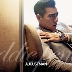 The new Longines Ambassador of Elegance Eddie Peng graces the cover of the March edition of August Man Malaysia to dish on his challenges in filming two blockbuster movies 'Unbeatable'  and 'Rise of the Legend', where he portrayed martial arts master Wong Fei Hung. Photographed by Kim Mun (Hopscotch) and outfitted by group creative director Melvin Chan, Peng sports head to toe looks from the Italian label Gucci Resort 2015 collection, accented by a series of Longines watches collection and…