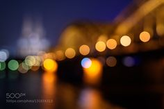 Cologne night by peter_schumacher
