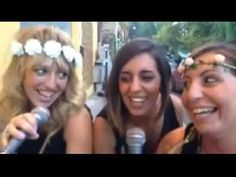 AMERICA-G.NANNINI-LIVE COVER BY FLOWERS' GIRLS-BRACCIANO-ROMA