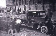 Brickyard steam lorry
