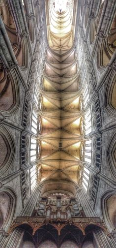 Amiens cathedral Amiens, Mosque, Where To Go, Temples, Ceilings, Castles, Tower, France, History