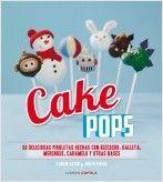 Cake Pops, libro de repostería
