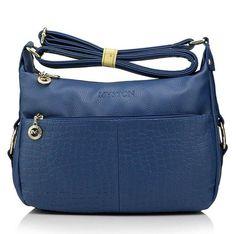 Free Shipping Fashion Women Handbags Shoulder Bag Genuine Leather Crocodile Leather Female Bag Ladies Crossbody Bag High Quality