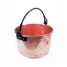 Apple Butter Kettles - 10 Gallon but they also have 15, 30, and 50 gallon available... perhaps as a brew kettle?