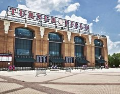 I went to Fulton County Field on a school trip. Now I HAVE to go to Turner Field!