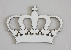 ROYAL CROWN Unfinished by WildHorseTimber on Etsy