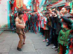 3D Images - Lu Xun