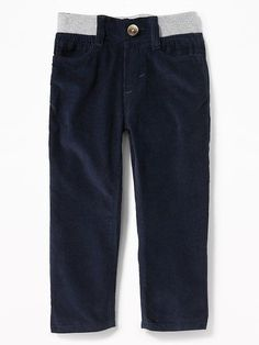 Old Navy Rib-Knit Waist Cords for Toddler Boys