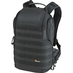 4a12a6a4b383 Lowepro ProTactic BP 350 AW II Camera and Laptop Backpack (Black) Camera  Backpack,